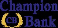 Champion Bank logo